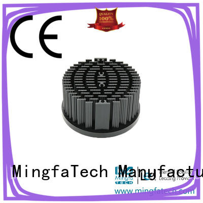 Mingfa Tech passive heat sink size supplier for education