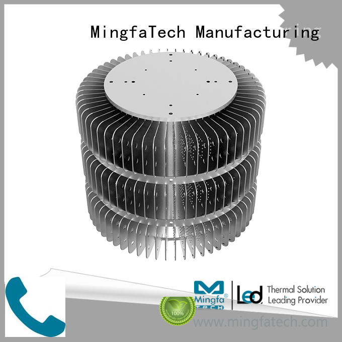 extrusion sinks  Mingfa Tech Brand