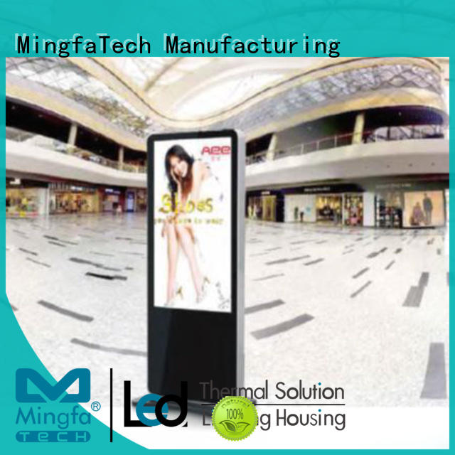 Mingfa Tech excellent digital signage personalized for indoor