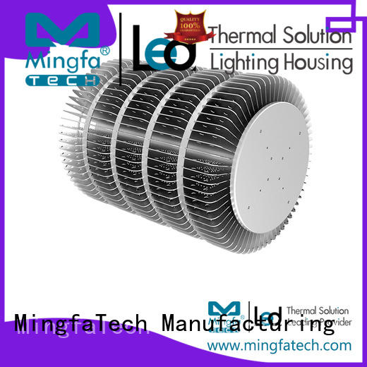 area led heat dissipation hibay design for airport