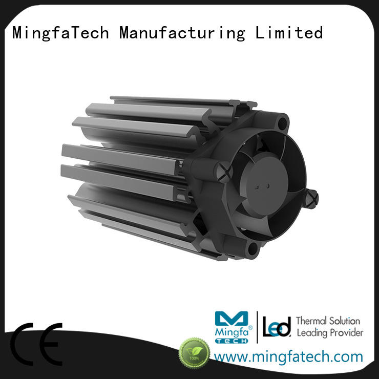large micro channel heat sink design for education Mingfa Tech