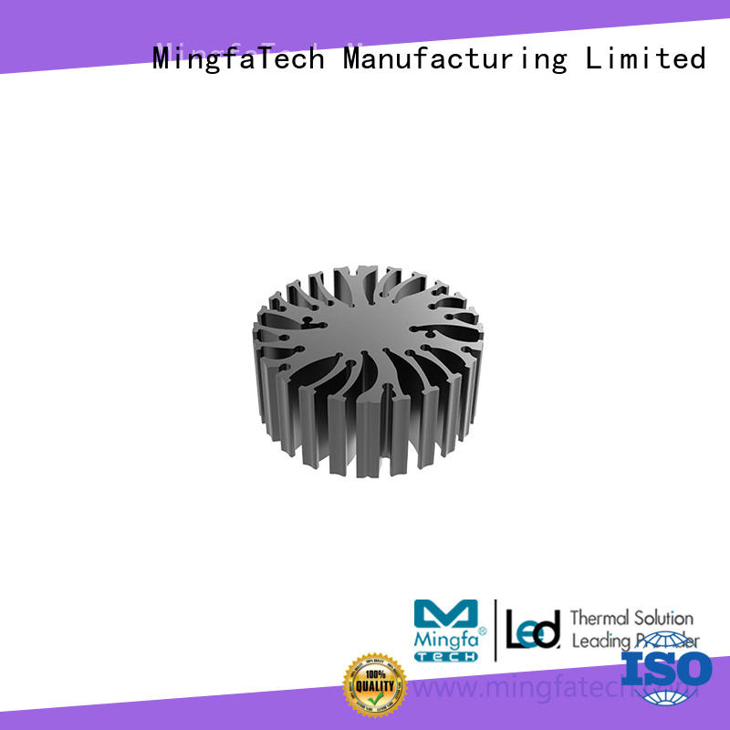 Mingfa Tech DIY extruded heat sink etraled4820483048504880 for airport