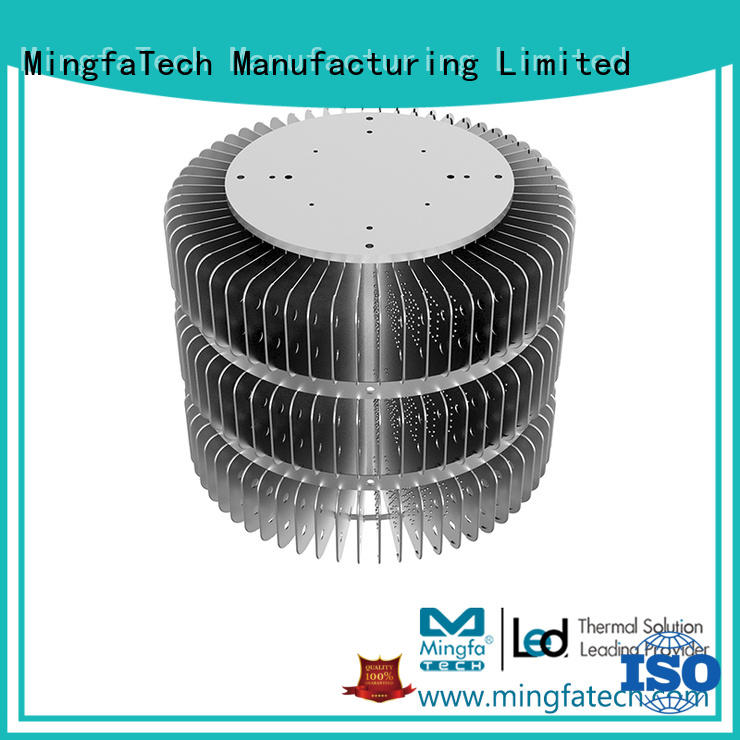 large led heat dissipation extrusion manufacturer for indoor