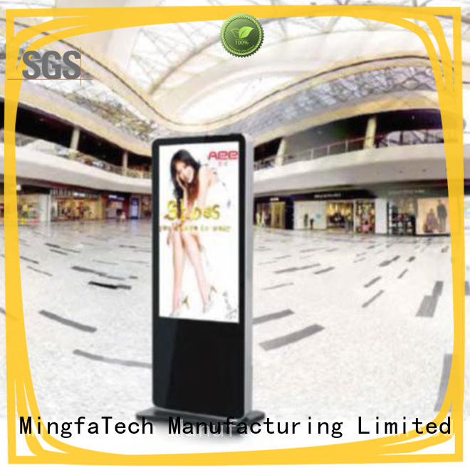 approved lcd signage factory price for airport