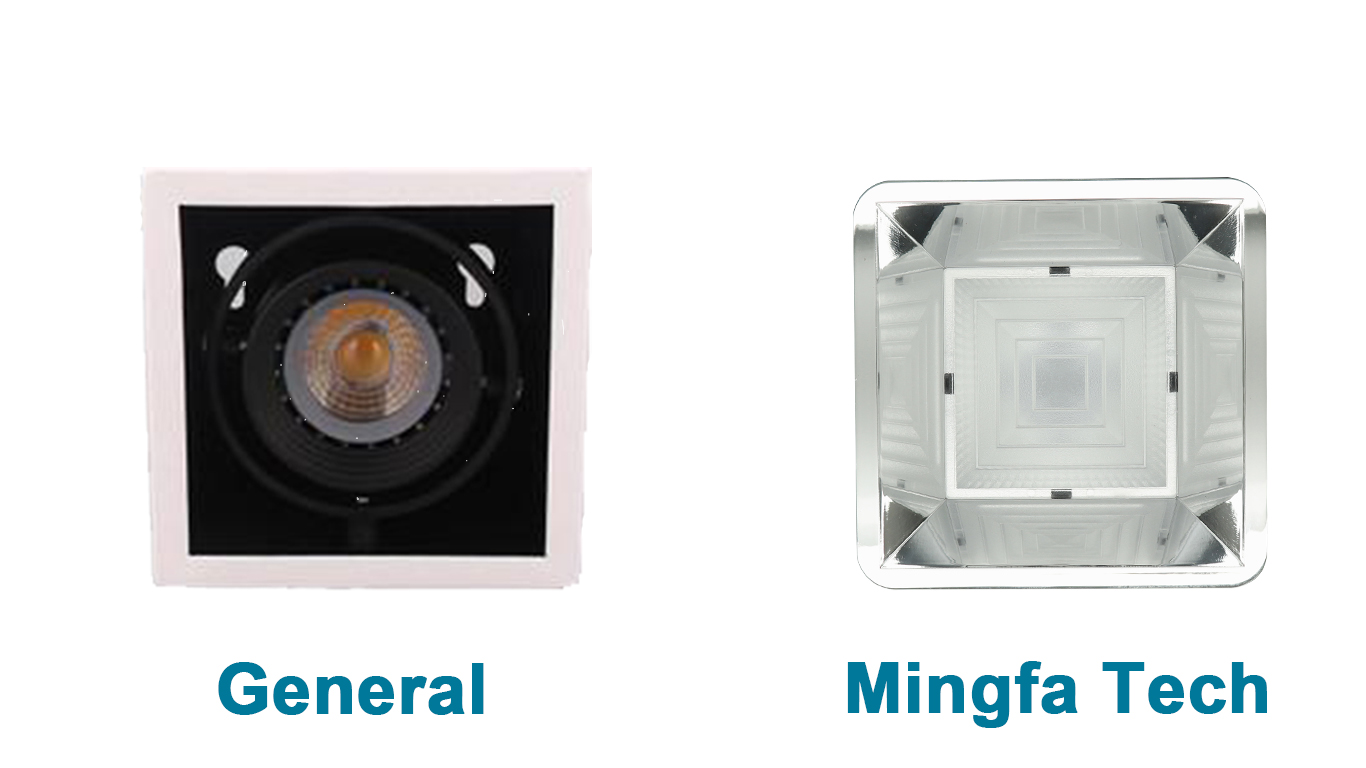 Mingfa Tech-4 Inch Led Recessed Lighting Kit spot light housing Supplier-18