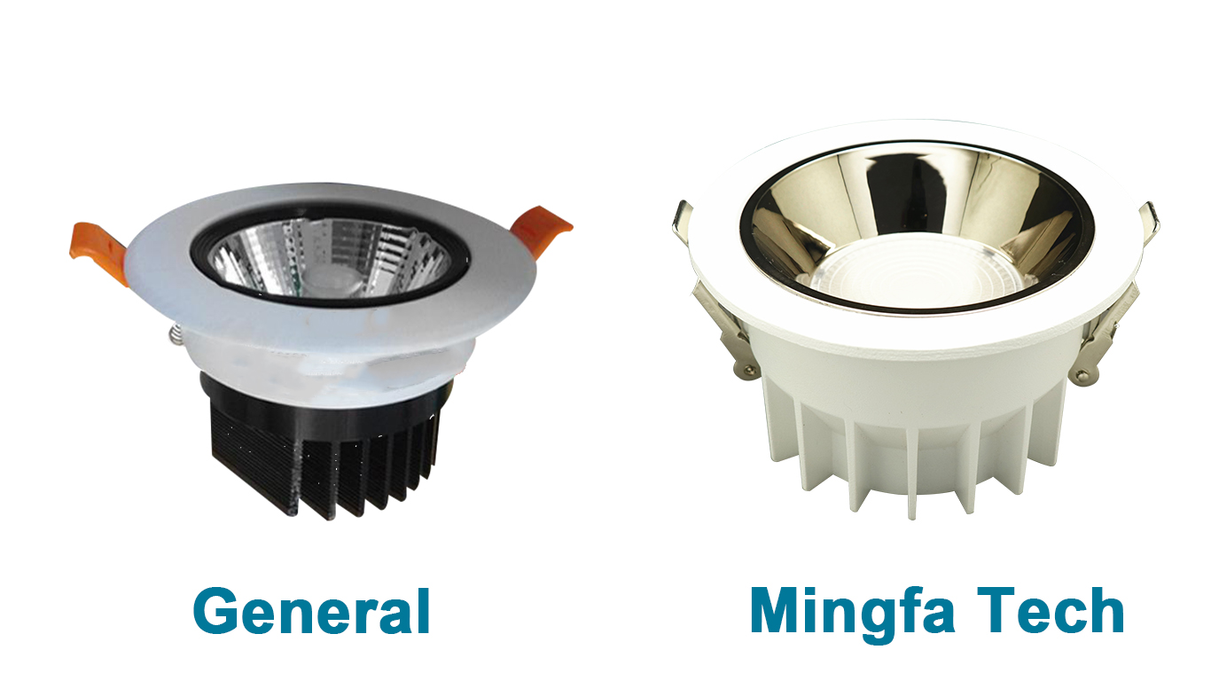 Mingfa Tech-4 Inch Recessed Lighting Housing and 3 Recessed Light housing-21