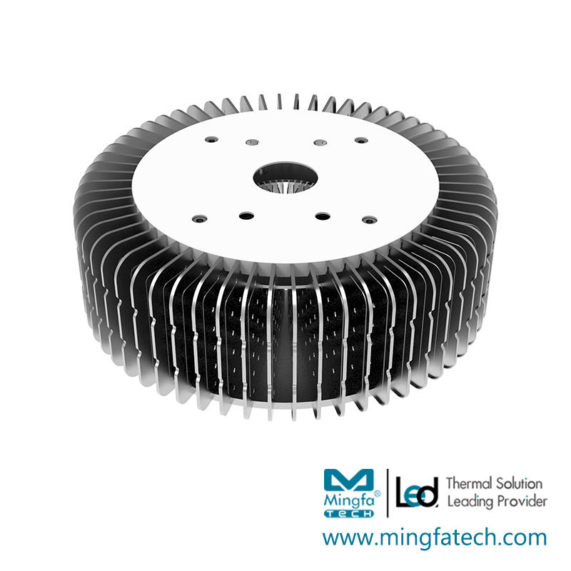Mingfa Tech Brand clear aluminum coolers custom