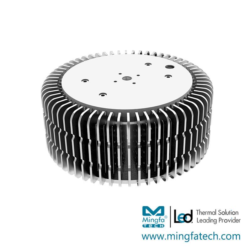 Custom coolers stamped  Mingfa Tech fastening
