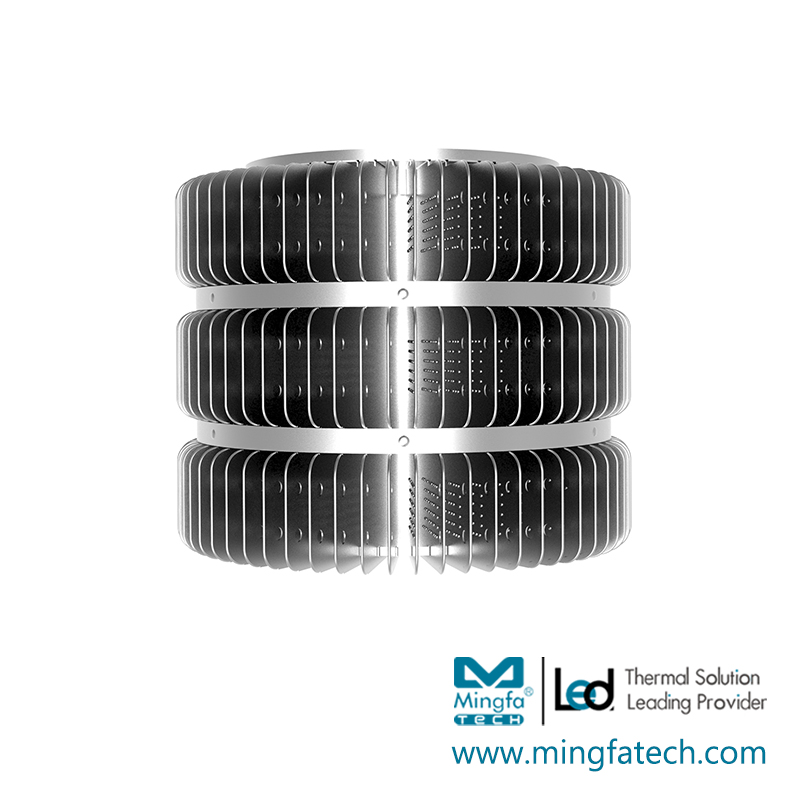 large led heat dissipation extrusion manufacturer for indoor-Mingfa Tech-img