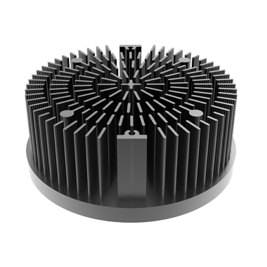 Mingfa Tech metal stamping large aluminum heat sink supplier for horticulture-1