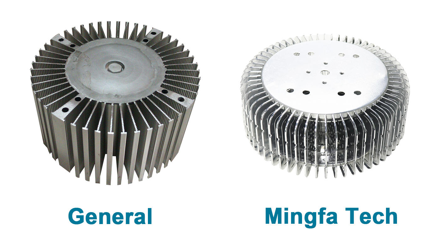 Mingfa Tech hibayled265130265195265260 led bulb heat sink supplier for indoor