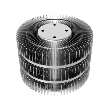 thermal solution pin heatsink hibayled330315 supplier for airport-1