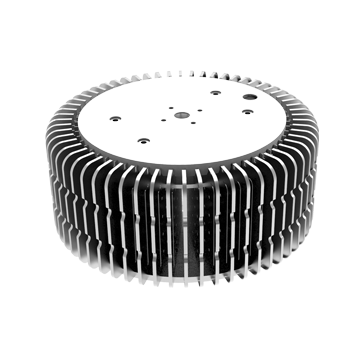 Mingfa Tech-HibayLED-21088 hibay LED cooling SMD heat sink on MINGFA TECH