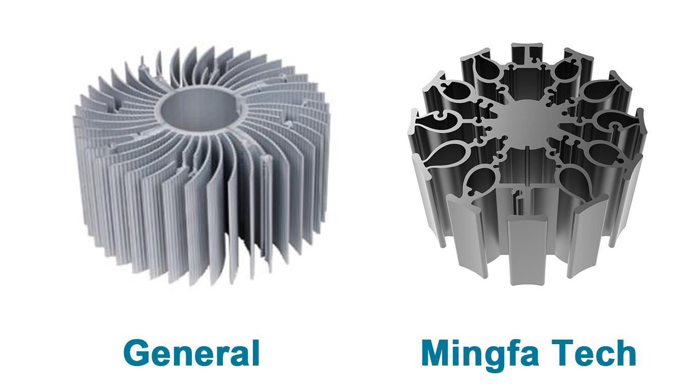 Mingfa Tech-Heatsink And Fan | Fanled-962096509680 Led Light heat sink-5