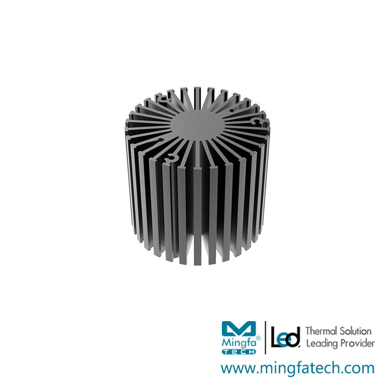 SimpoLED-5850/5870 AL6063-T5 LED passive cooling