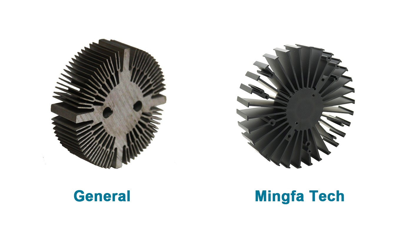 Mingfa Tech-Find Big Heatsink Simpoled Aluminum Extrusion passive cooling-5
