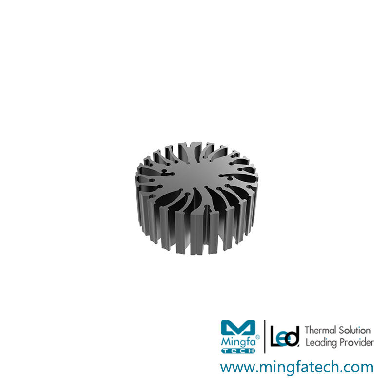 EtraLED-4820/4850/4880 passive cooling aluminum extrusion heat sink