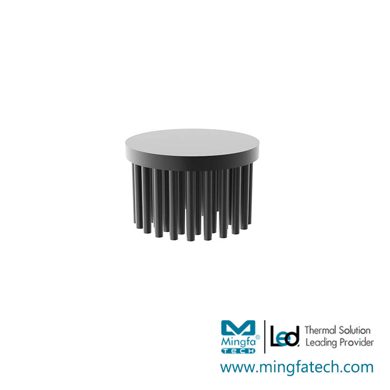 GooLED-4830/4850/4868/4880 AL1070 cob led light heat sink