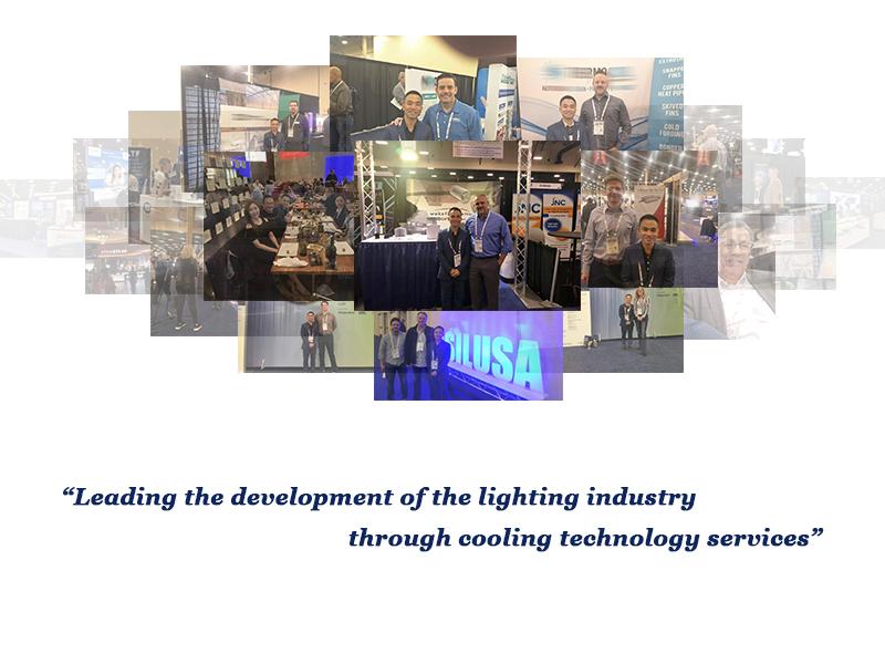 Mingfa Tech-Aluminum Heat Sink-Mingfa Tech President Went To The United States-1
