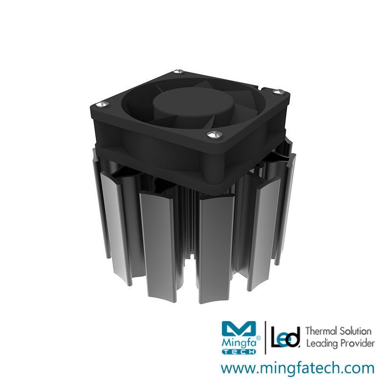ActiLED-F8560 Active  heat sink