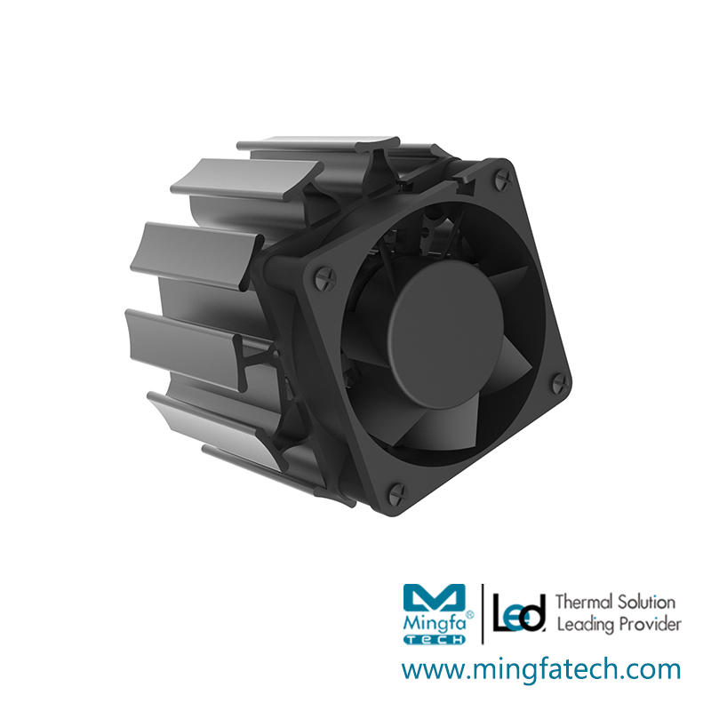 ActiLED-F8560 Active  heat sink