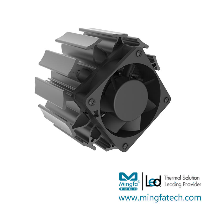 ActiLED-F9670 Active heat sink