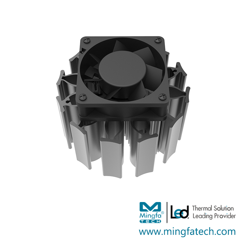 Mingfa Tech-ActiLED-F9670 Active heat sink