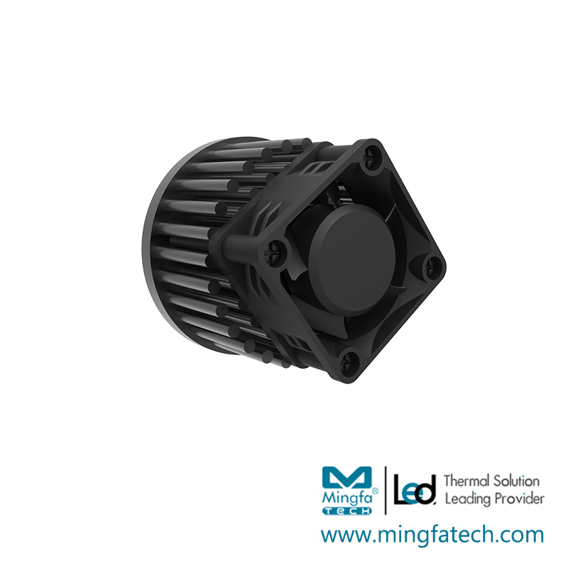 news-Mingfa Tech-white active heat sink actiledf7070 customized for mall-img