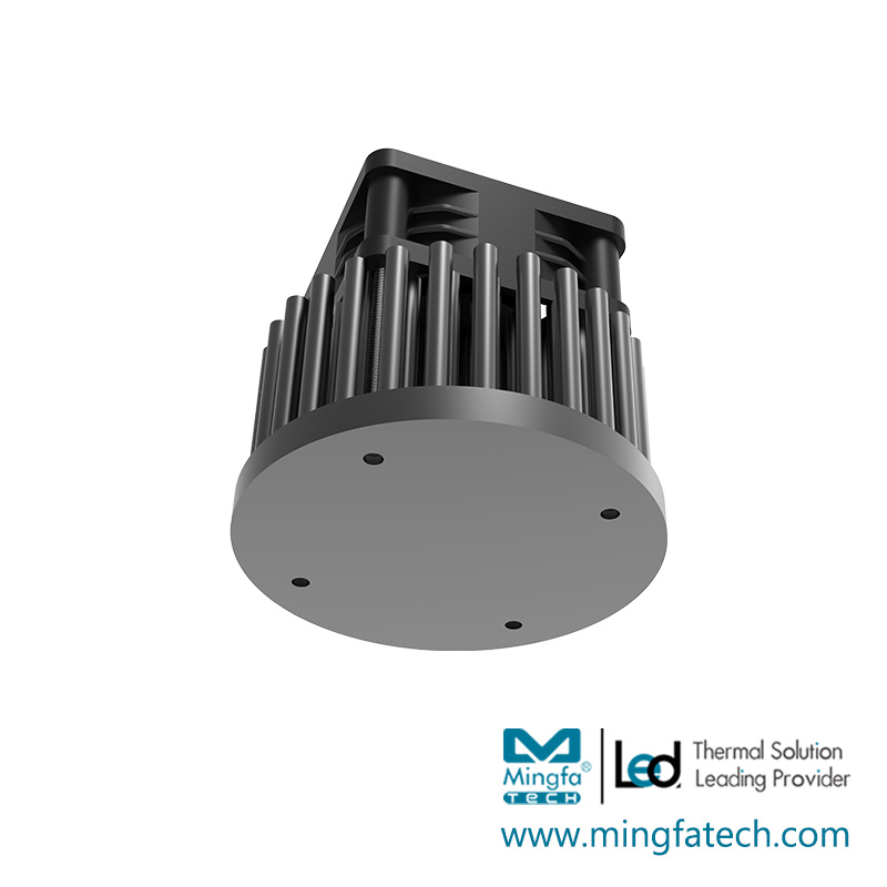 news-white active heat sink actiledf7070 customized for mall-Mingfa Tech-img