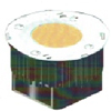 Mingfa Tech-Led Heat Sink-ultra-compact Lightweight 100-watt Pin-fin HeatsinK-4