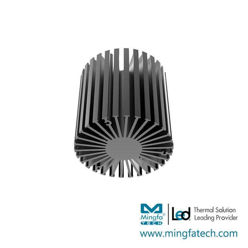 SimpoLED-8150/8180 AL6063-T5 LED passive cooling