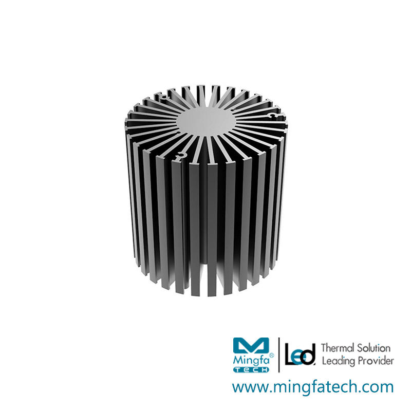 SimpoLED-8150/8180 AL6063-T5 LED passive cooling