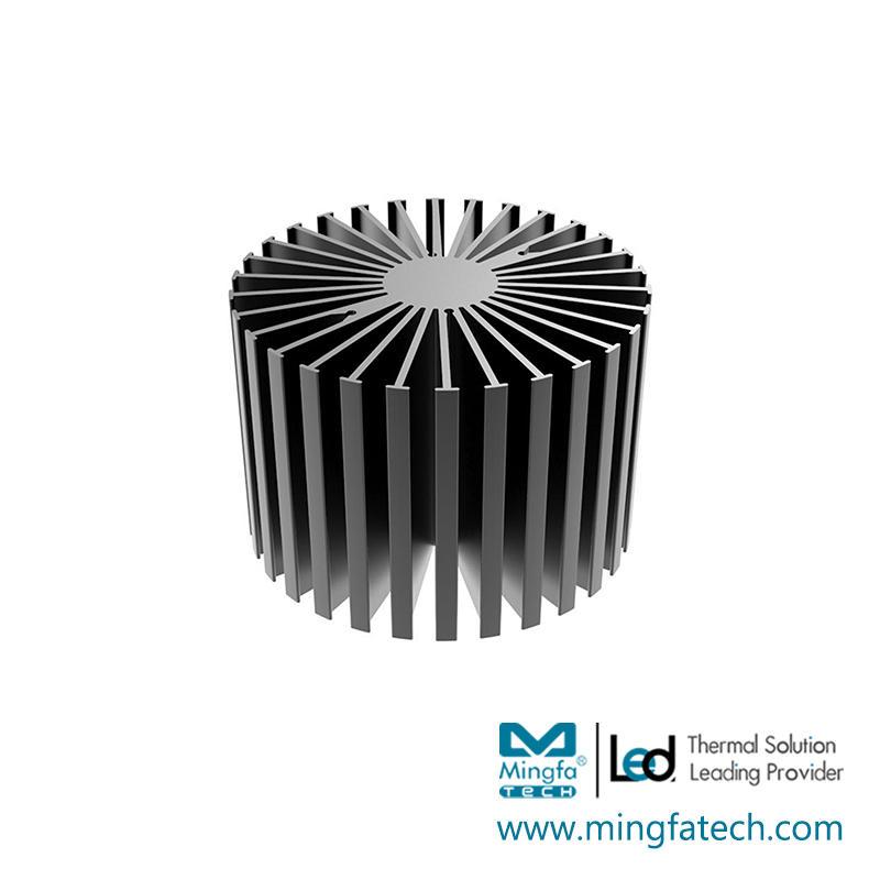 SimpoLED-11750/11780 aluminum extrusion  passive cooling