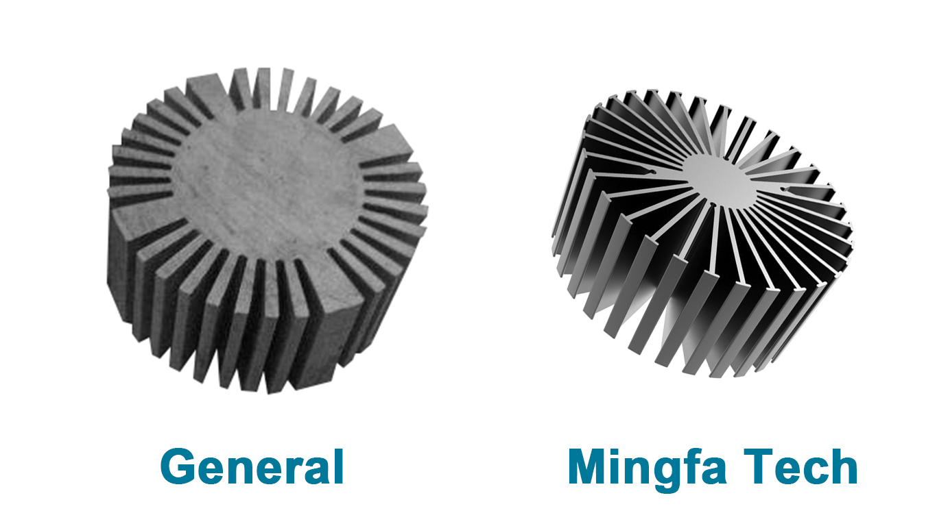 Mingfa Tech-Find Big Heatsink Simpoled-1175011780 Aluminum Extrusion Passive Cooling-5