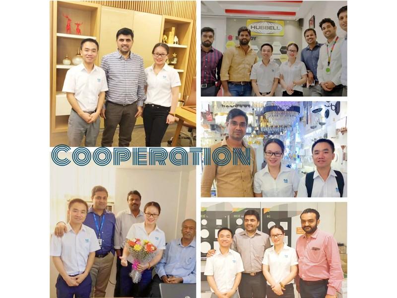 Mingfa Tech-2019 Indian Business Trip