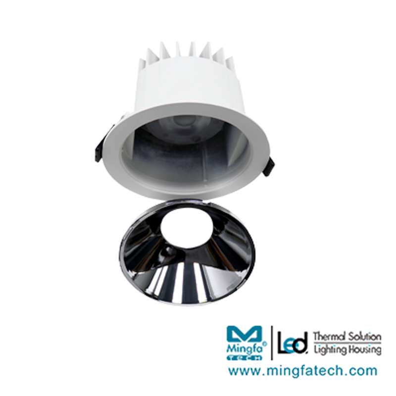 Soak -Waterproof LED Downlight 10W/20W/30W/40W  LED Lighting Kits for COB  modular