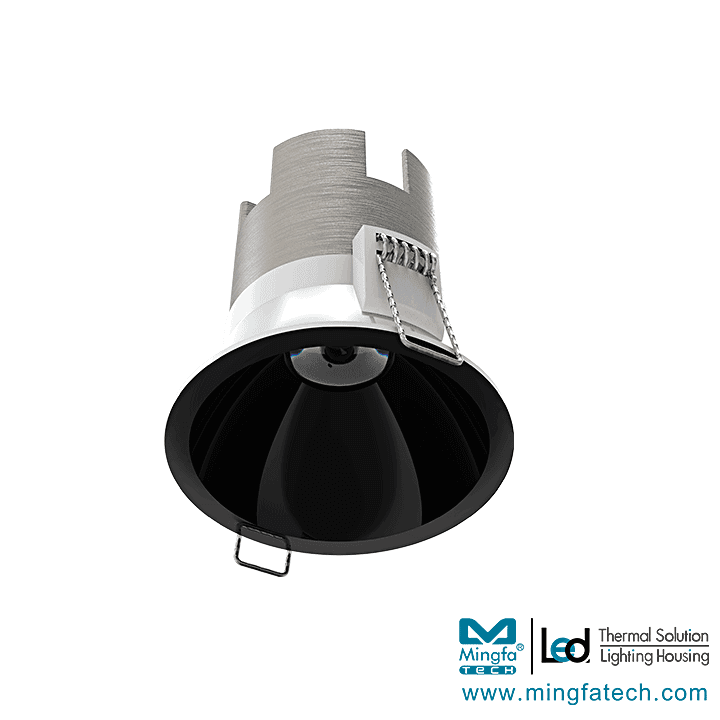 Nature -002-Lightweight  LED Downlight 5W/10W  LED Lighting Kits for COB  modular