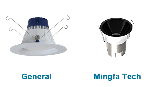Mingfa Tech-Nature -002-lightweight Led Downlight 5w10w Led Lighting Kits For Cob-5