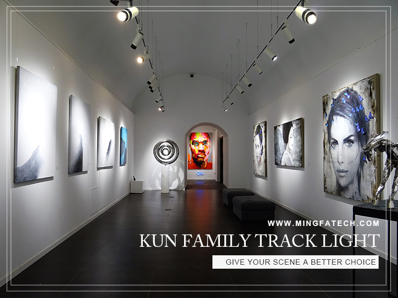 Mingfa Tech-New Product Preview 15-60° Stepless Zoomable Led Track Light - Kun Family-5