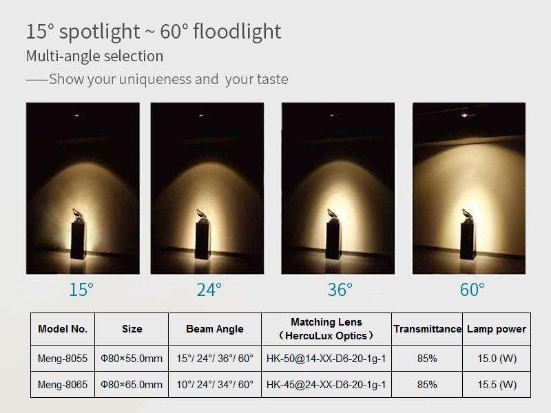 Mingfa Tech-Pre-sale| Exquisite Compact Recessed Led Ceiling Spotlight-6