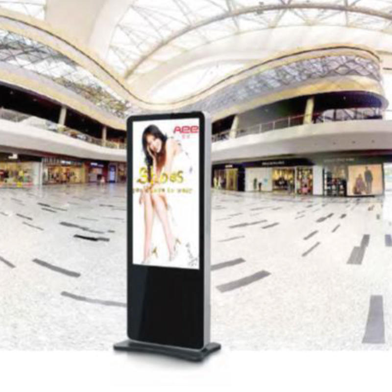 FLOOR STAND DIGITAL SIGNAGE