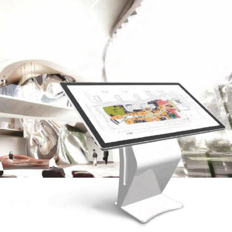FLOOR STAND TOUCH SCREEN KIOSK
