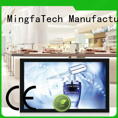 Mingfa Tech lcd digital signage factory price for airport