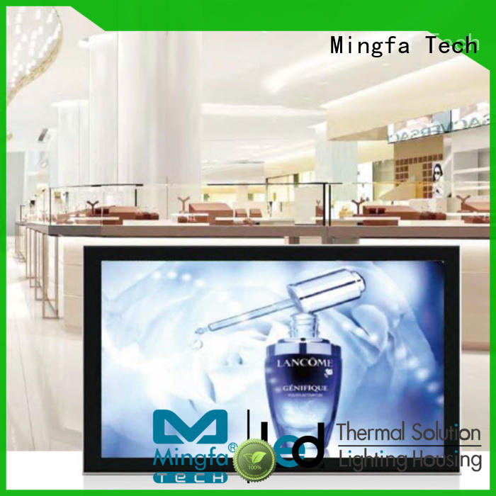 Mingfa Tech lcd signage factory price for hotel