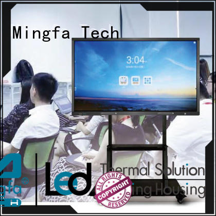 Mingfa Tech all in one monitor manufacturer for airport