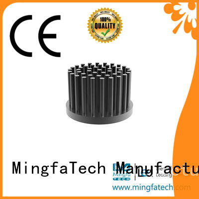 Mingfa Tech architectural thermal heat sink anodized for retail