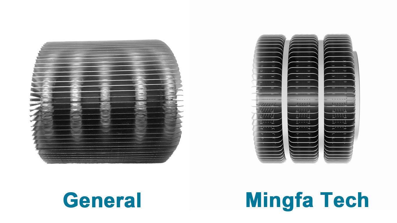Mingfa Tech al1070 led heat dissipation manufacturer for indoor-3