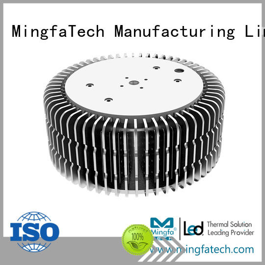 Mingfa Tech clear led heat dissipation supplier for hotel