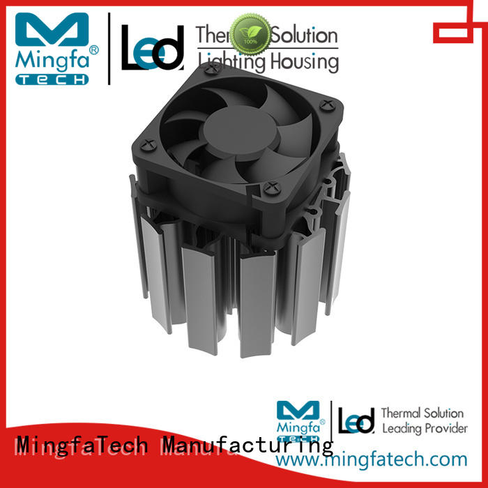 Mingfa Tech active led strip heat sink customized for horticulture