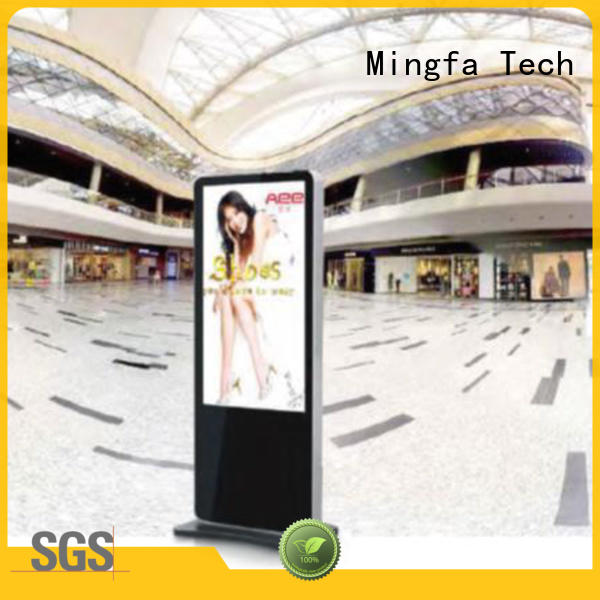Mingfa Tech efficient lcd digital signage factory price for indoor